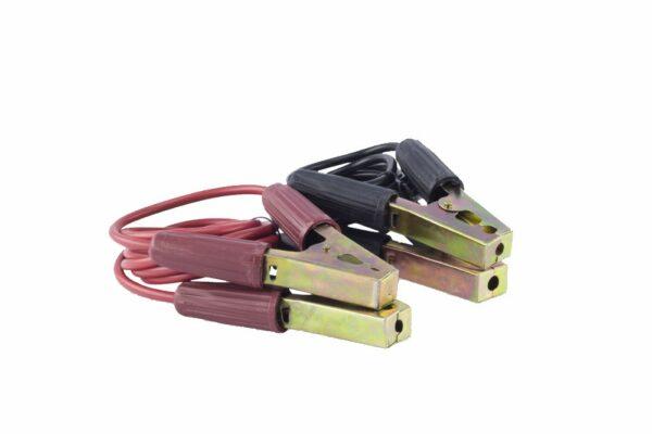 cabo para bateria forceline com garra jacare 2.5m