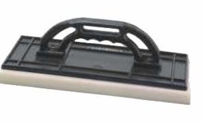 desempenadeira de plastico paraboni espuma 14x27 1