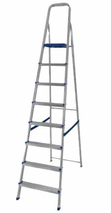 escada aluminio mor domestica 08 degraus