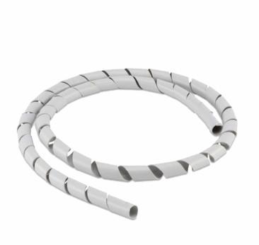 organizador espiral de fios e cabos eletricos forceline 12mm x 1.5m br