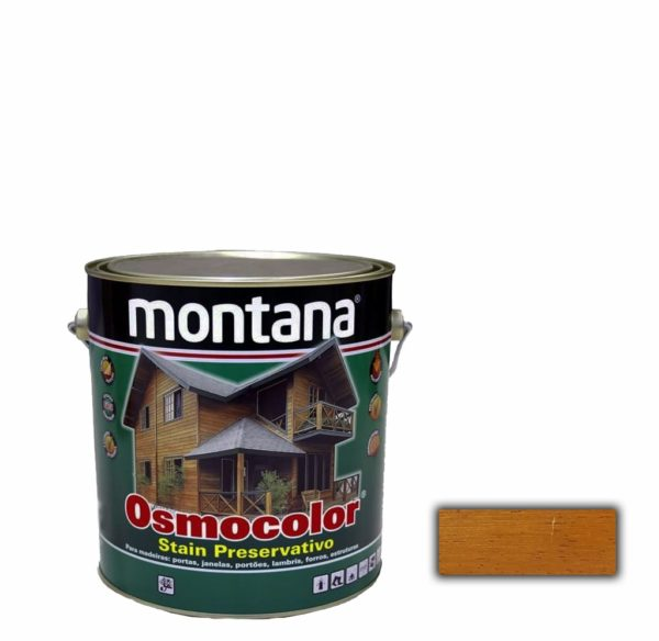 osmocolor 900ml castanheira semitransparente