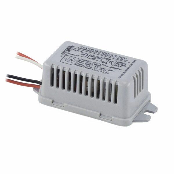 reator forceline eletronico para dicroica 110v