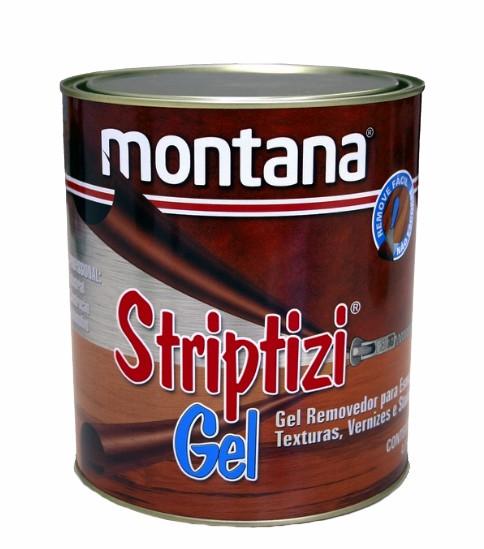 removedor de tinta striptizi gel montana 4kg