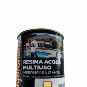 resina acrilica base agua 900ml amerelo demarcacao hydronorth