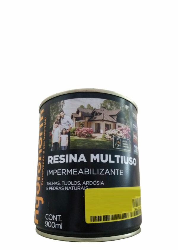 resina acrilica base solvente 900ml incolor fosco hydronorth 1