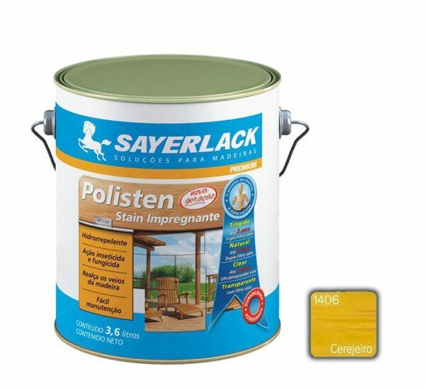 sayerlack polisten 3.6l cerejeira