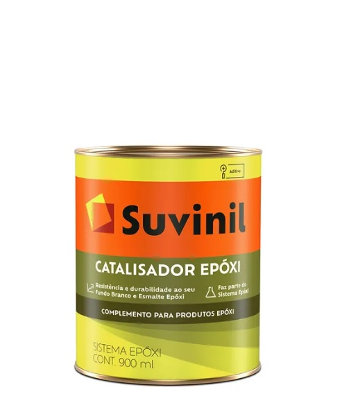 suvinil catalizador para tinta epoxi branco 900ml
