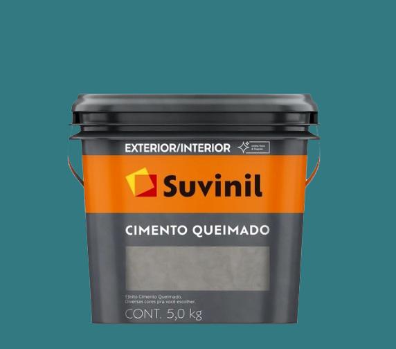 suvinil cimento queimado vista noturna 5.0kg