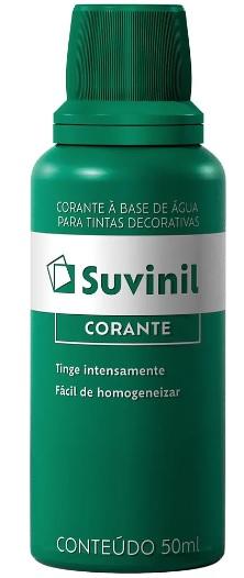 suvinil corante 50ml verde