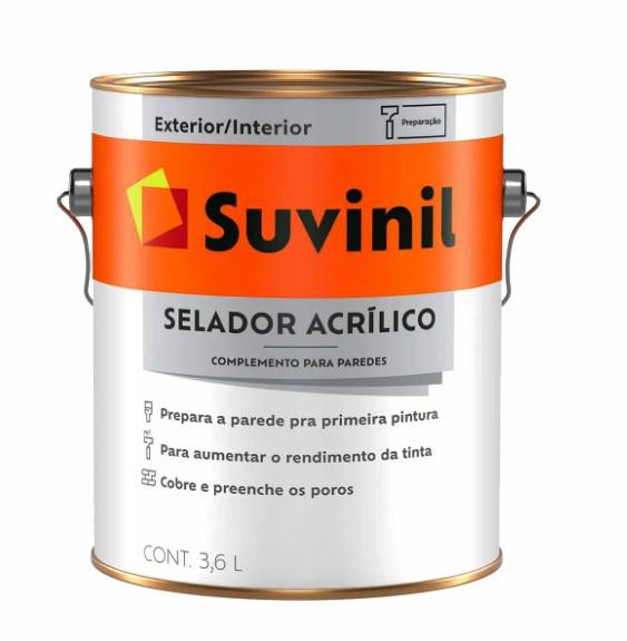 suvinil selador acrilico 3.6lt branco