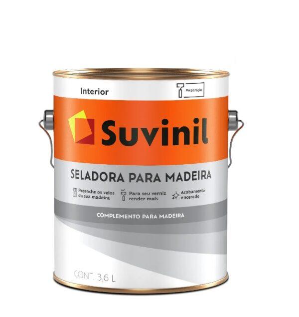 suvinil selador extra para madeira 3.6lt