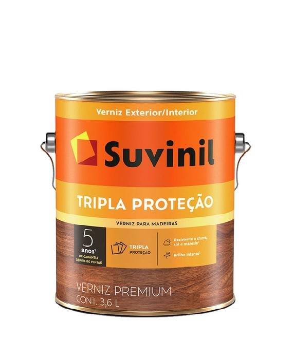 suvinil verniz triplo filtro solar fosco 3.6lt natural