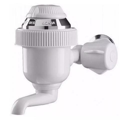 torneira eletrica sintex branca 4400w 127v