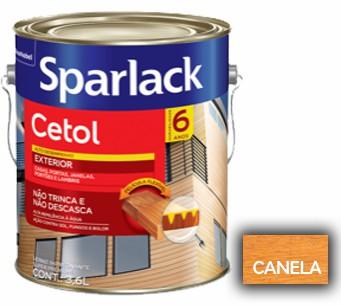 verniz brilhante cetol 3.6l canela sparlack 1