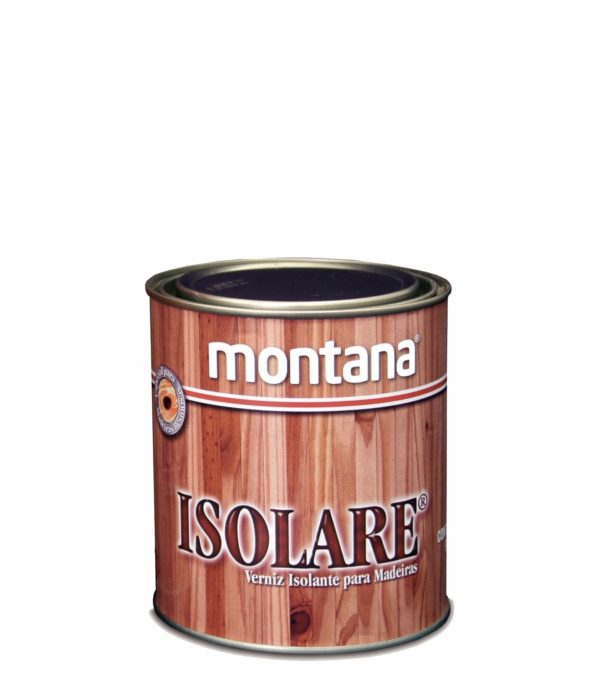verniz isolare montana incolor 900ml