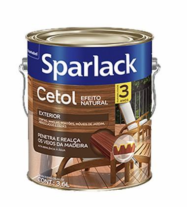 verniz stain acetinado cetol efeito natural premium 3.6l natural