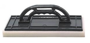 desempenadeira de plastico paraboni espuma 17x30 2562