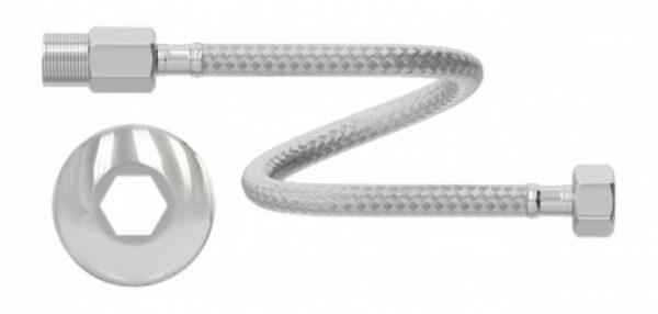 ligacao flexivel censi para agua 30cm m f vazao normal inox 7544 1