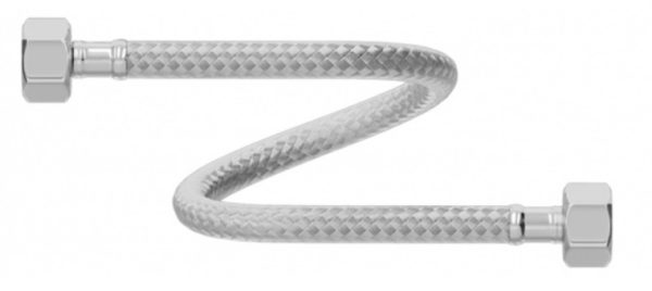 ligacao flexivel censi para agua 40cm f f vazao normal inox 7535