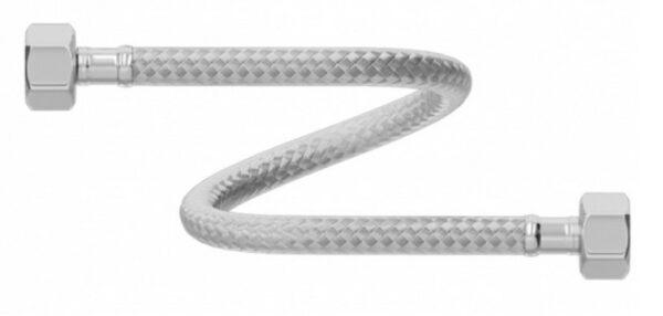 ligacao flexivel censi para agua 60cm f f vazao maior inox 7536