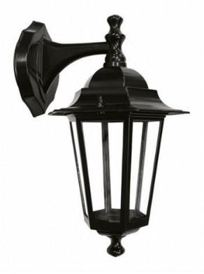 luminaria taschibra arandela colonial aluminio tlf 27 preto