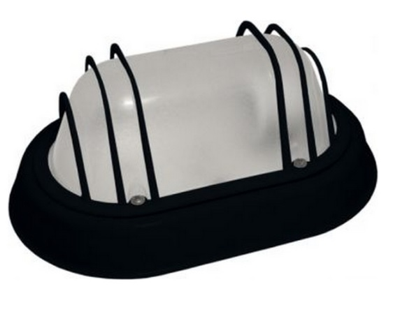 luminaria taschibra tartaruga suprema aluminio preto