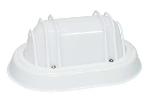 luminaria taschibra tartaruga suprema zincada branco