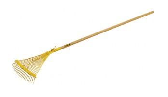 vassoura para grama paraboni ferro arame 56151