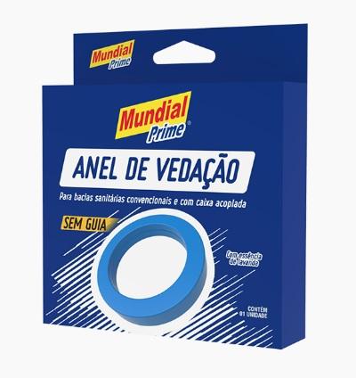 anel de vedacao para vaso sanitario sem guia butilica mundial prime