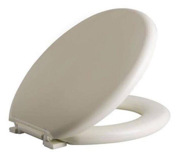 assento plastico convencional bege bg8 tpj as astra