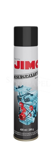 jimo desengraxante aerossol spray 400ml