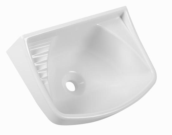 lavatorio astra plastico 36x26cm lv0 branco