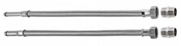 ligacao flexivel blukit p. monocomando 40cm