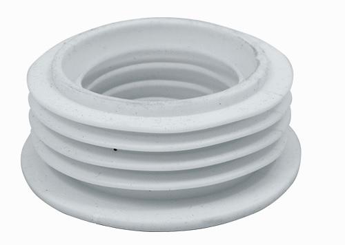 spud de ligacao para vaso sanitario plastico 40mm bs5 com furo 2 astra