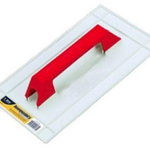 desempenadeira de plastico atlas p. grafiato 27x14cm 165