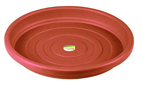 prato p. vaso plastico terracota 17cm primafer pr6542 1