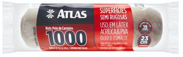 rolo atlas pele de carneiro 23cm 1000 40